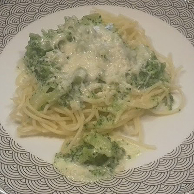 Brokkolis tészta, ahogy én csinálom