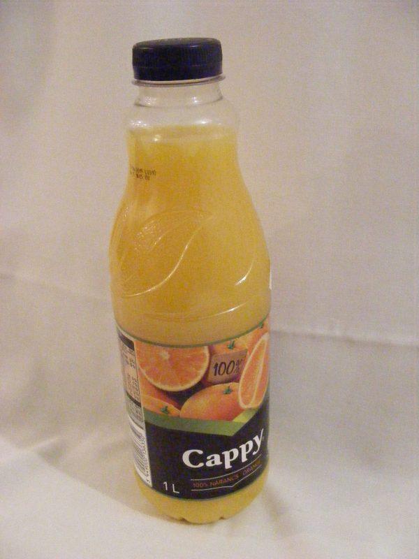 Cappy 100% rostos narancslé 1L