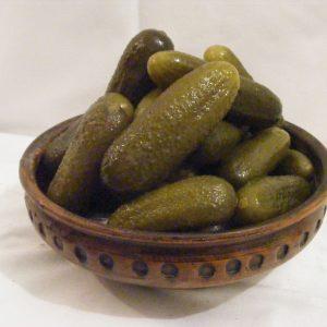 Kovászos uborka, kimérős - Hadházi