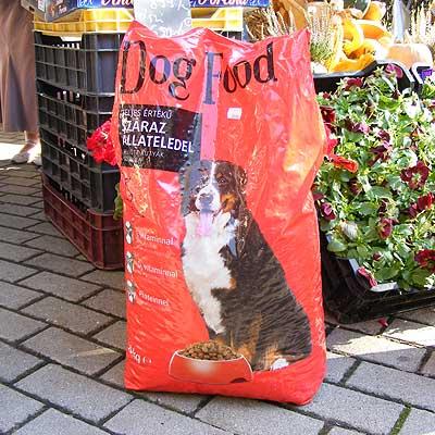 Dog Food marhás száraz kutyatáp 10kg