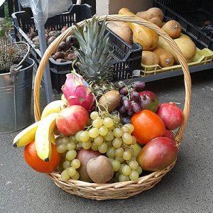 Gyümölcskosár - Zöldségkosár